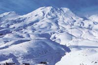 Image of Mount Ruapehu